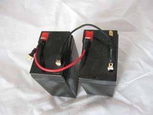 Akumulatory połączone równolegle